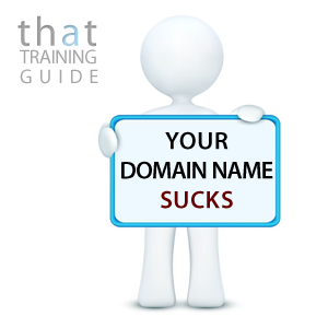 Keyword in Domain Graphic