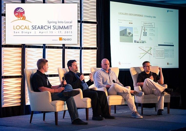 Local Search Summit - San Diego, CA 2015