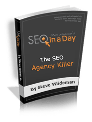 Cover of SEO in a Day - Visit SEOinaDay.com
