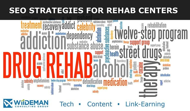 SEO Strategy for Rehabs