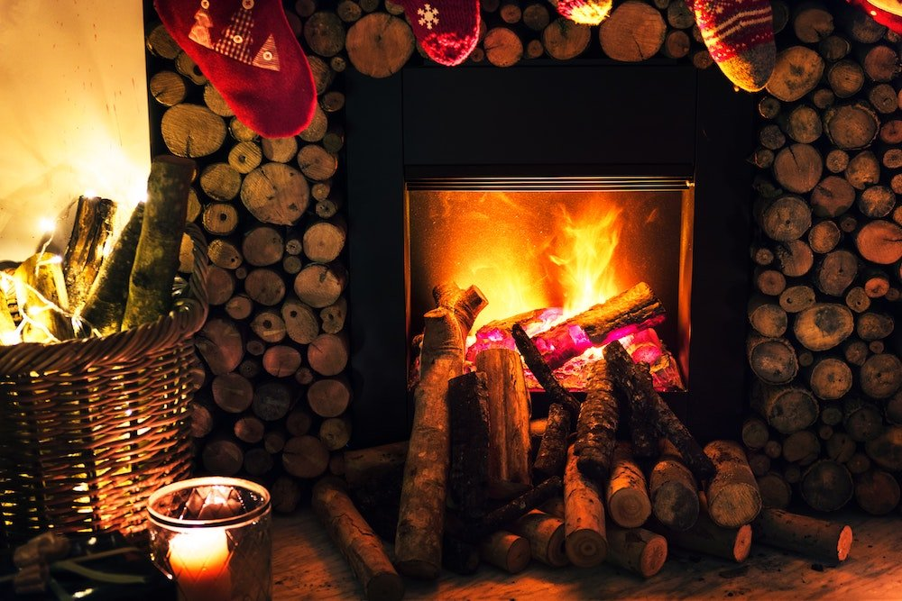What Is a Yule Log? - Fireplace Video from Wiideman Consulting Group