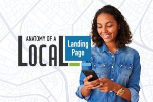 Local SEO Landing Page - Wiideman